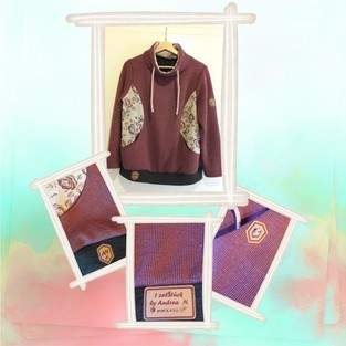 Makerist - Sweatshirt Nanuk. der II - 1