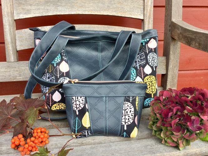 Makerist - Taschenherbst mit dem Graenna - Trio - Nähprojekte - 1