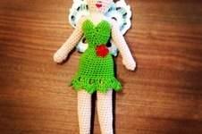 Makerist - Gehäkelte Tinkerbell-Puppe für meine Tochter - 1