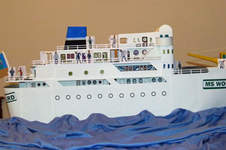Makerist - Kreuzfahrtschiff aus Pappe - 1