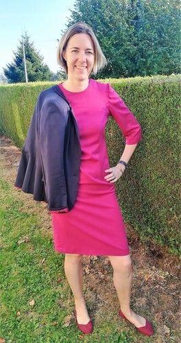 Makerist - jupe fourreau - Créations de couture - 1