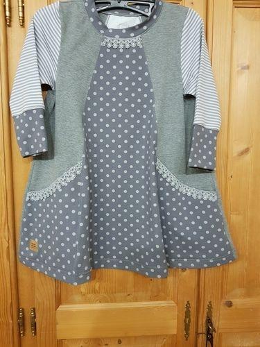 Makerist - Herbstkleid Liebchen von Sara und Tom - Nähprojekte - 1