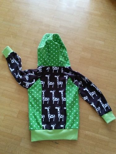 Makerist - Kinder Hoody - Nähprojekte - 2