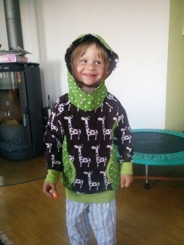 Makerist - Kinder Hoody - Nähprojekte - 3
