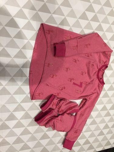 Makerist - Cooles Sweatshirt mit Stulpen - Nähprojekte - 1