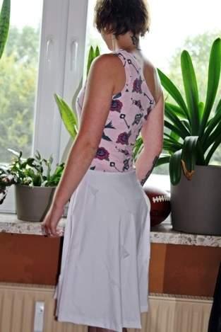 b.e.One Ladyz * Ein-Trägerkleid mit Tellerrock * XS bis XXL