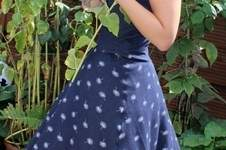 Makerist - b.e.One Ladyz * Ein-Trägerkleid mit Tellerrock * XS bis XXL - 1