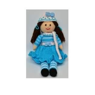 Makerist - Pansy - A Winter Doll - DK Wool - 1