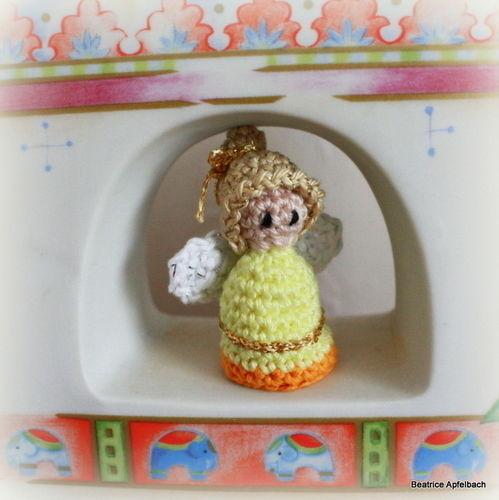 Makerist - Mini Weihnachtskrippe - Häkelprojekte - 2