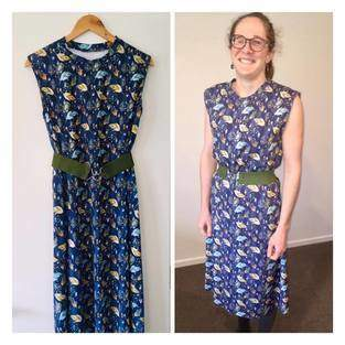 Makerist - verlängertes Sommerkleid - 1