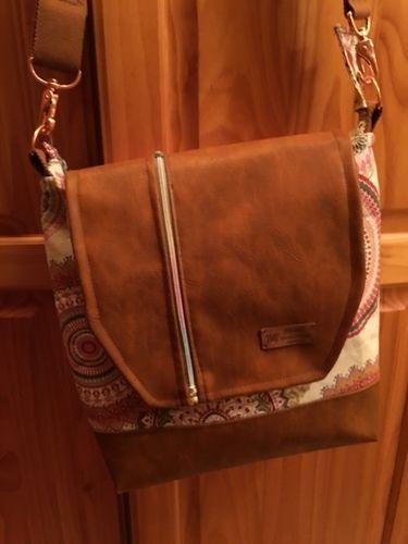 Makerist - Meine Tasche nach dem Schnitt VERTICA  von Miss Lilu - Nähprojekte - 1