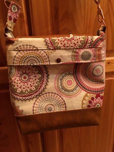 Makerist - Meine Tasche nach dem Schnitt VERTICA  von Miss Lilu - Nähprojekte - 2