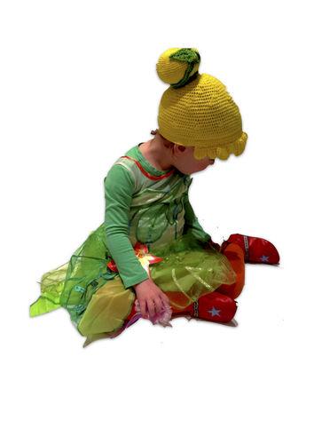 Makerist - Tinkerbellfrisur in Mützenform - Häkelprojekte - 2