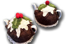 Makerist - Christmas Pudding Tea Cosy - 1