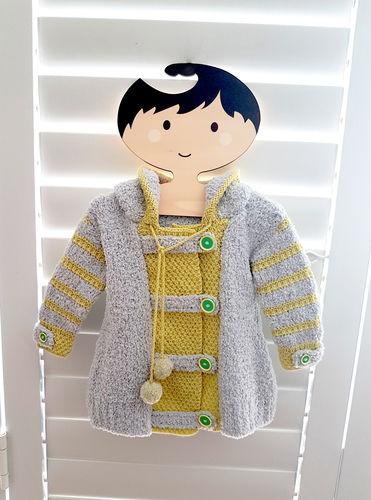 Makerist - Joyful Coast for 0 - 7 years - Knitting Showcase - 1