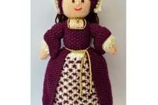 Makerist - Catherine Tudor Doll - DK Wool - 1