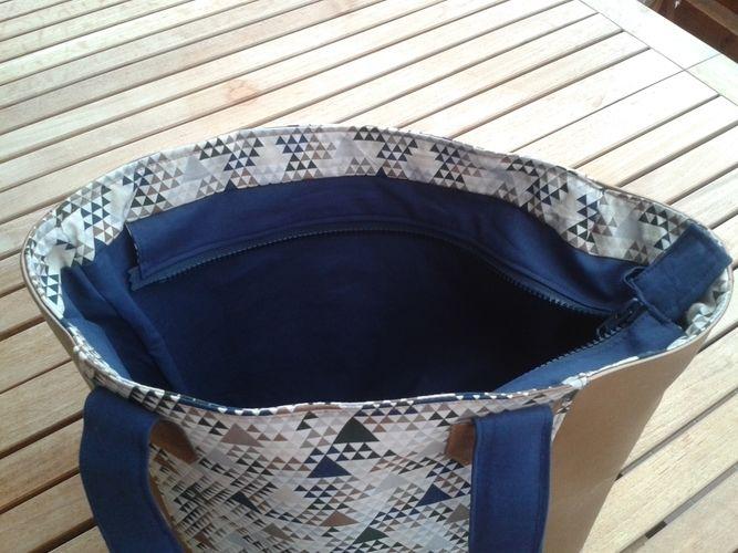 Makerist - Boat-Bag von Unikati, die dritte - Nähprojekte - 3