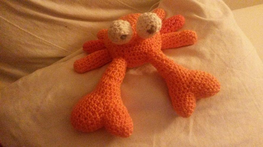 Makerist - Mr. Crabs...die wohl süßeste Krabbe der Welt - Häkelprojekte - 1
