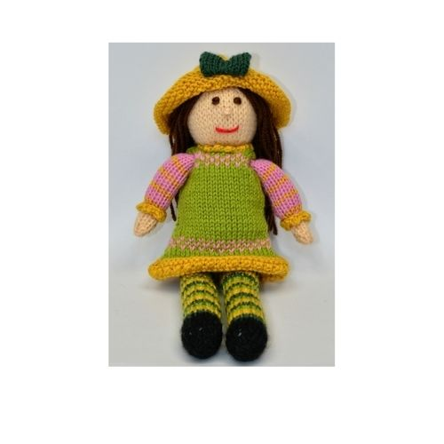 Makerist - Tulip Spring Doll - DK Wool - Knitting Showcase - 1