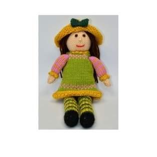 Makerist - Tulip Spring Doll - DK Wool - 1