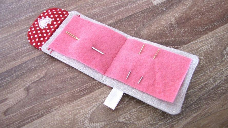 Makerist - Ein Nadelmäppchen für die Nachwuchsschneiderin - Nähprojekte - 3