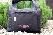 Makerist - Meine neue Wickeltasche 😉 - 1