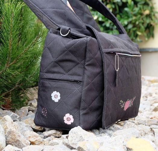 Makerist - Meine neue Wickeltasche 😉 - Nähprojekte - 2
