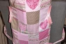 Makerist - Puppentrage mit Reißverschluss, aus Baumwollstoff mit Vlies verstärkt - 1