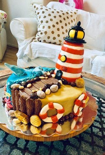 Makerist - Leuchtturmtörtchen - Torten, Cake Pops und Cupcakes - 3