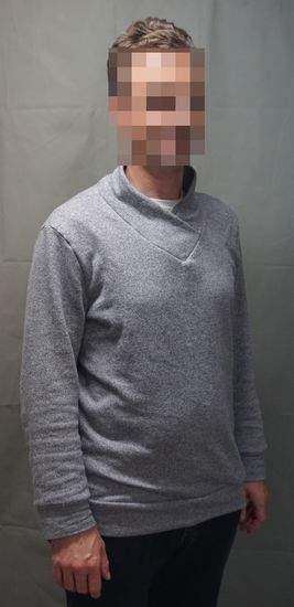 Makerist - Sweater Ivar von Hummelhonig - 1