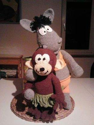 Makerist - s'Äffle und s' Pferdle - 1