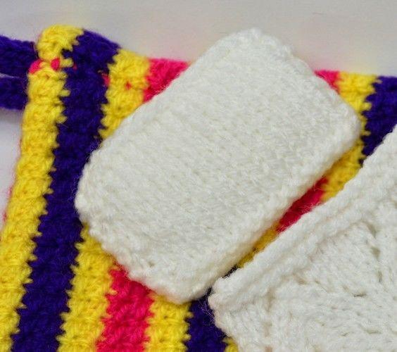 Makerist - Bella in a Bag Rag Doll - DK Wool - Knitting Showcase - 3