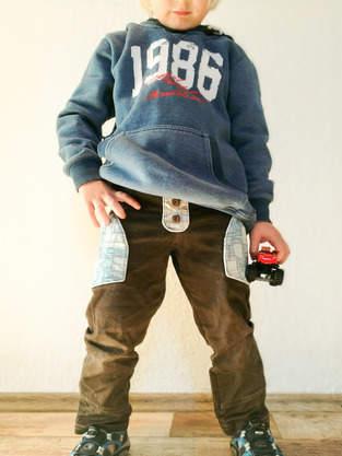 Chill Buxe, des Jungen neue Hosen 😄
