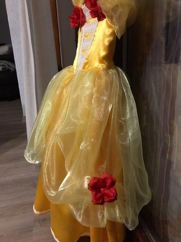 Makerist - Prinzessinnen Kleid Belle  - Nähprojekte - 2