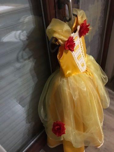 Makerist - Prinzessinnen Kleid Belle  - Nähprojekte - 3