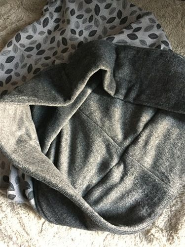 Makerist - Kuschelsack für Hunde - Nähprojekte - 2