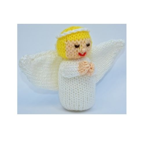 Makerist - Christmas Angel Doll - DK Wool - Knitting Showcase - 1