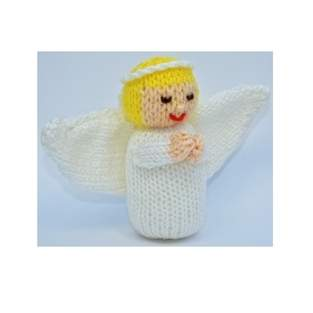 Makerist - Christmas Angel Doll - DK Wool - 1