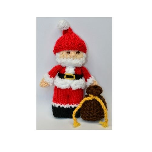 Makerist - Santa Claus Doll - DK Wool - Knitting Showcase - 1