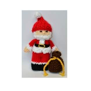 Makerist - Santa Claus Doll - DK Wool - 1