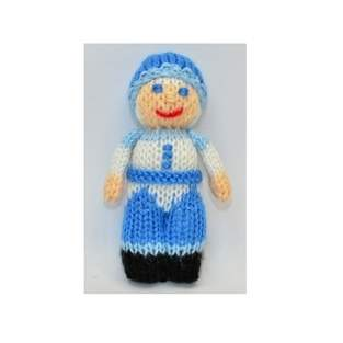 Makerist - Father Frost Doll - DK Wool - 1