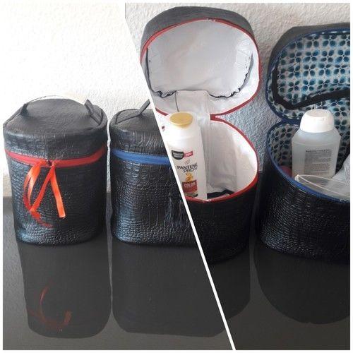 Makerist - Vanity trousse de toilette  - Créations de couture - 2