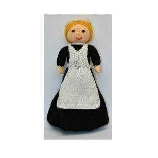 Makerist - Violet - A Lady's Maid Doll - DK Wool - 1