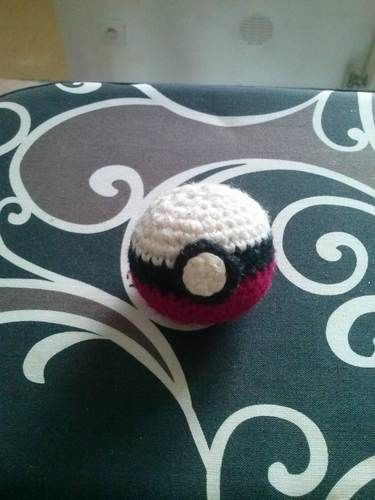 Makerist - Pokéball - Créations de crochet - 1