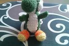 Makerist - Yoshi amigurumi crochet - 1