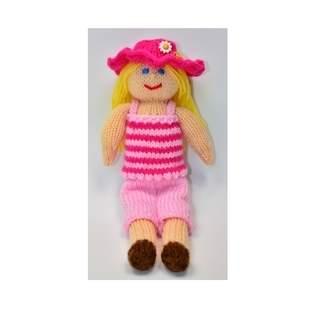 Makerist - Petunia - Summer Doll - DK Wool - 1