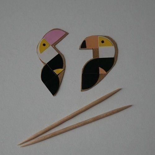 Makerist - Des toucans dans la déco - Autres créations - 3
