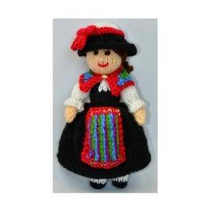 Makerist - Swiss Folk Doll - DK Wool - 1