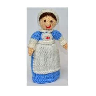 Makerist - WWI Red Cross Nurse - DK Wool - 1