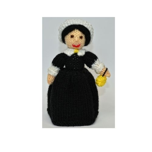 Makerist - Florence Nightingale Doll - DK Wool - Knitting Showcase - 1